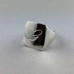 anello-uomo-donna-argento-925-chevalier-rettangolo-inciso-online