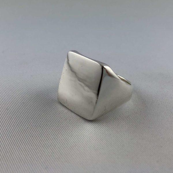 anello-uomo-donna-argento-925-chevalier-rettangolo-online