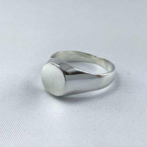 anello-uomo-donna-argento-925-chevalier-scudo-rotondo-10-online
