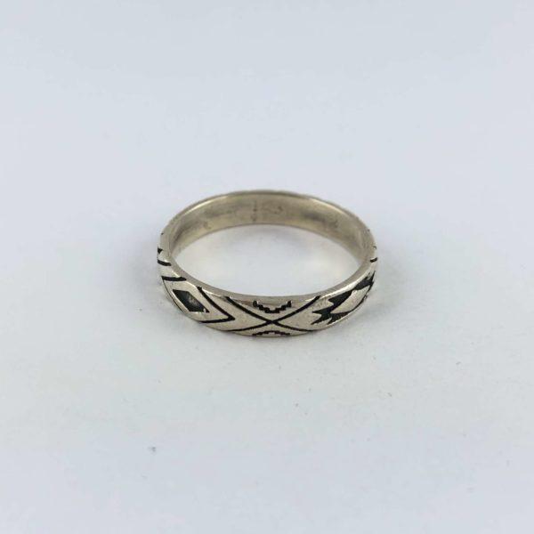 anello-uomo-donna-argento-925-fede-geometrico-online