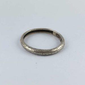 anello-uomo-donna-argento-925-fede-graffiata-online
