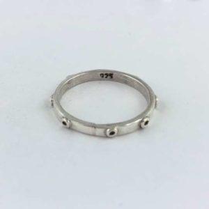 anello-uomo-donna-argento-925-fede-rosario-online