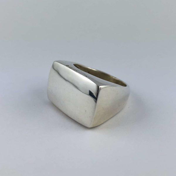 anello-uomo-donna-argento-925-scudo-rettangolare-online