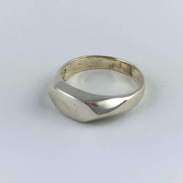 anello-uomo-donna-fascione-argento-925-esagono-allungato-online