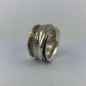 anello-uomo-donna-fascione-argento-925-i-rotanti-online