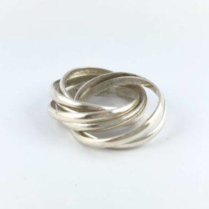 anello-uomo-donna-fascione-argento-925-multi-7-anelli-online