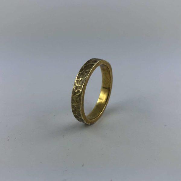 anello-uomo-donna-fede-ottone-martellata-online