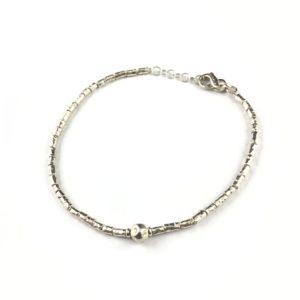 bracciale-uomo-argento-925-pallina-online