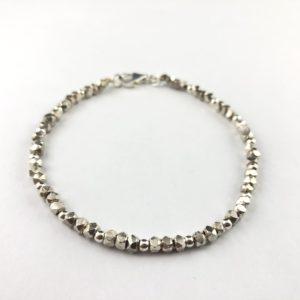 bracciale-uomo-argento-925-pepite-massicce-sfaccettate-online