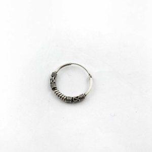 orecchino-argento-925-stile-tibetano-corda-torchon-online
