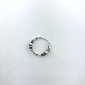 orecchino-argento-925-stile-tibetano-doppio-motivo-online