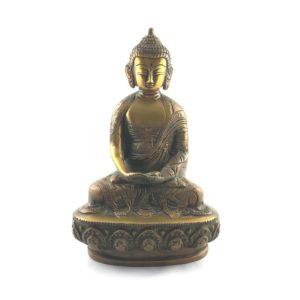 statua-buddha-siddharta-fusione-ottone-ossidazione-ocra-online