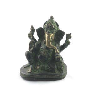 statua-ganesh-seduto-fusione-ottone-online