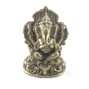 statua-ganesh-trono-fusione-ottone-online