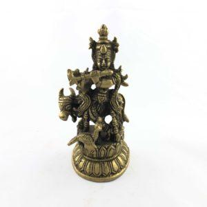 statua-krishna-mucca-fusione-ottone-online