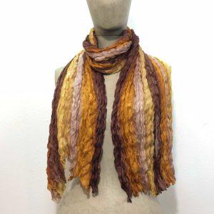 sciarpa-pura-seta-sfumata-tono-su-tono-gradazioni-marrone-ocra-rosa-giallo