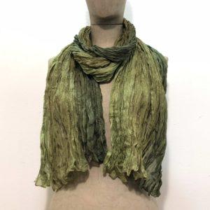 sciarpa-pura-seta-sfumata-tono-su-tono-gradazioni-verdone-verde
