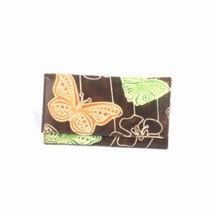 Portafoglio-cuoio-porta-carte-credito-porta-monete-disegno-farfalle