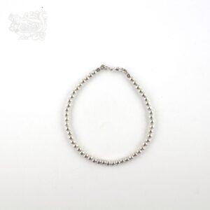Bracciale-unisex-argento-925-palline-uguali